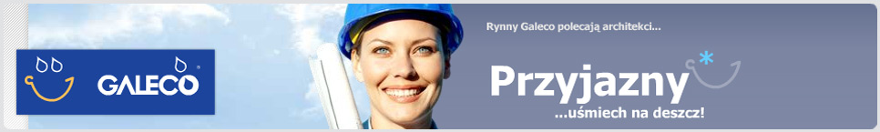 GALECO - producent rynien